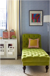 HGTV - 10 Ways to Bring Pantone's Greenery Into Your Home