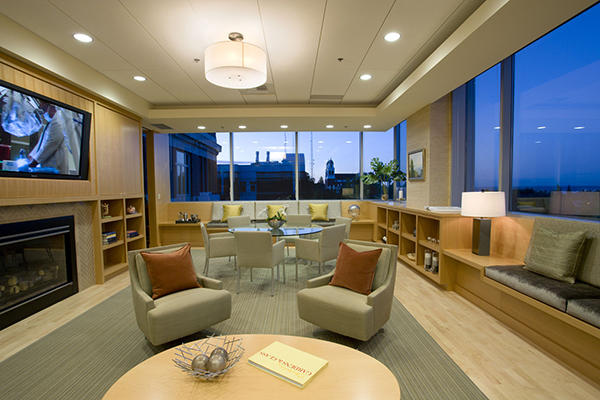 Medical Facilities Design - Waiting Rooms