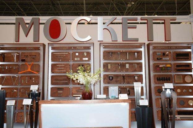 Mockett Booth at BDNY 2017