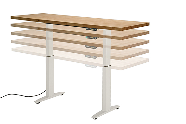 TLEL3 - Electrically Driven Adjustable Table Legs
