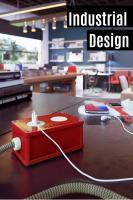 Industrial Design and Power Locker