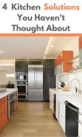 How To Give Your Kitchen A Modern Makeover