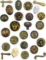 A Brief History of Cabinet Hardware