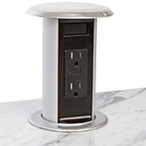 Kitchen Pop Up Outlets for Countertops