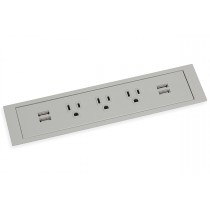 Recessed Power Outlets
