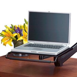 FSA1/LTP thumbnail Mockett Computer Monitor Stand for Desk Monitor Arm