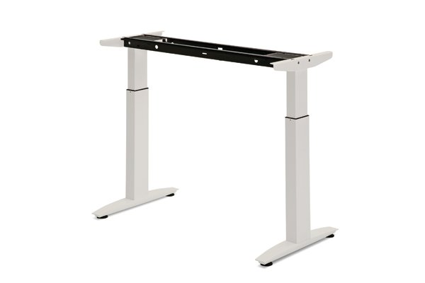 TLEL3 (Electrically Driven Adjustable Table Legs) Mockett Adjustable Table Legs Electric Sit Stand Desk