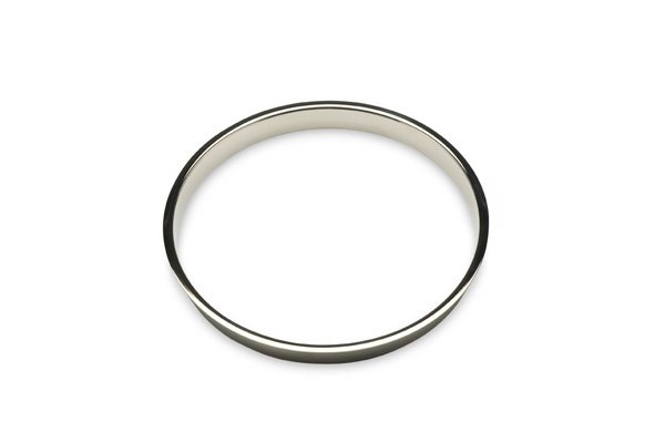 TM10-PSS (Polished Stainless Steel) Mockett Trash Management Grommet Liner
