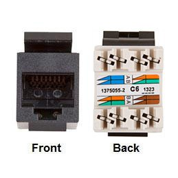 Cat6, RJ45, Keystone - 50% OFF
