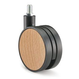 CA31S Mockett Caster Wheels Furniture Casters