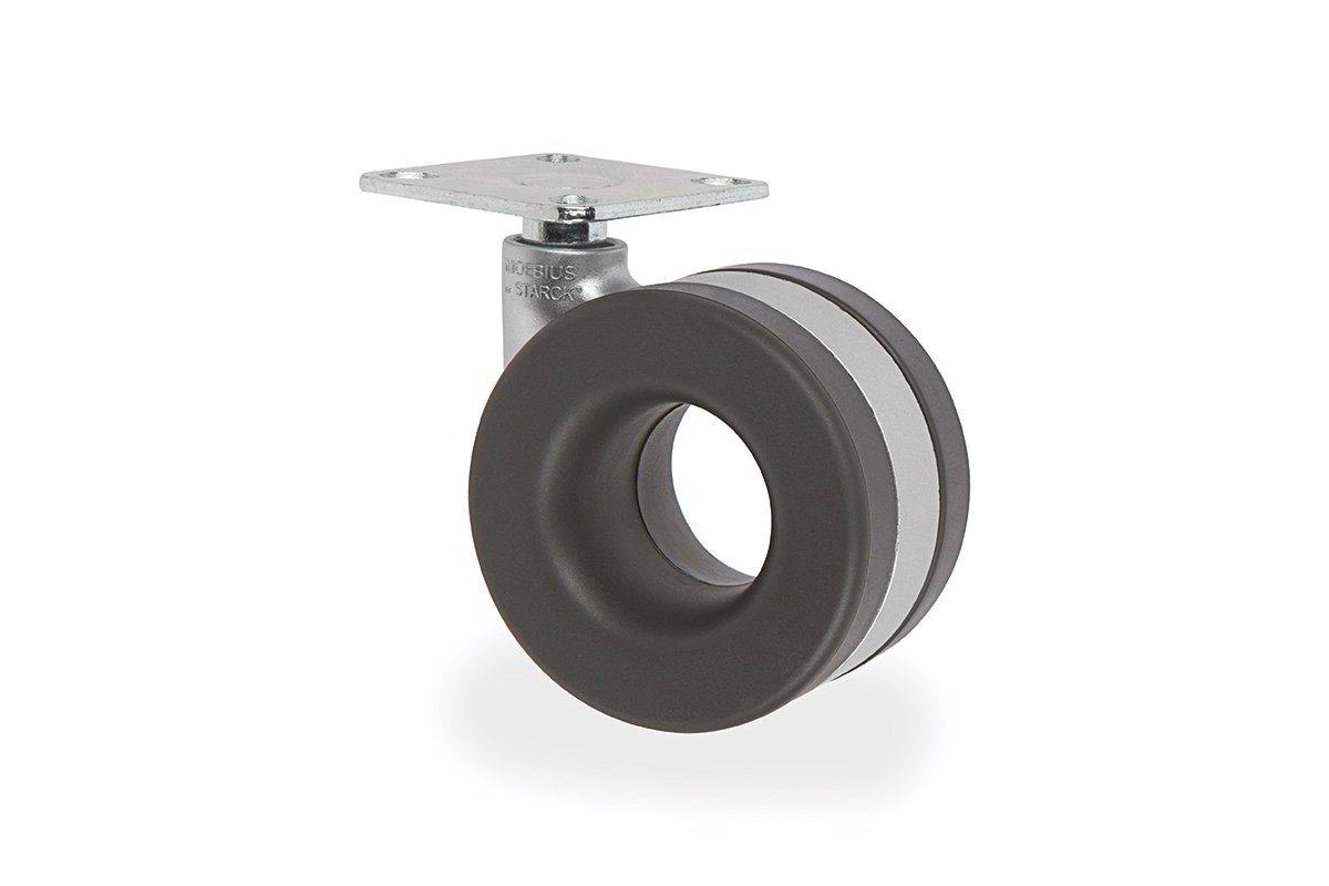 CA65PA-92 Mockett Caster Wheels Furniture Casters