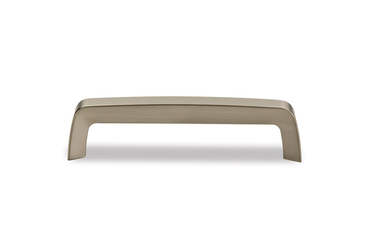 DP124A-17S (Satin Nickel) Mockett Drawer Pull Cabinet Hardware Handle