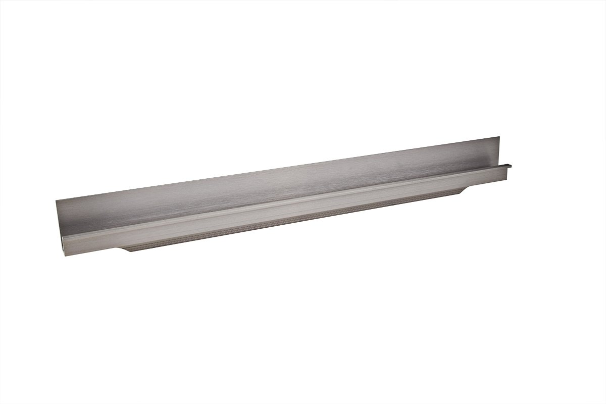 DP224I-17S Mockett Drawer Pull Cabinet Hardware Handle Aluminum Edge Pull