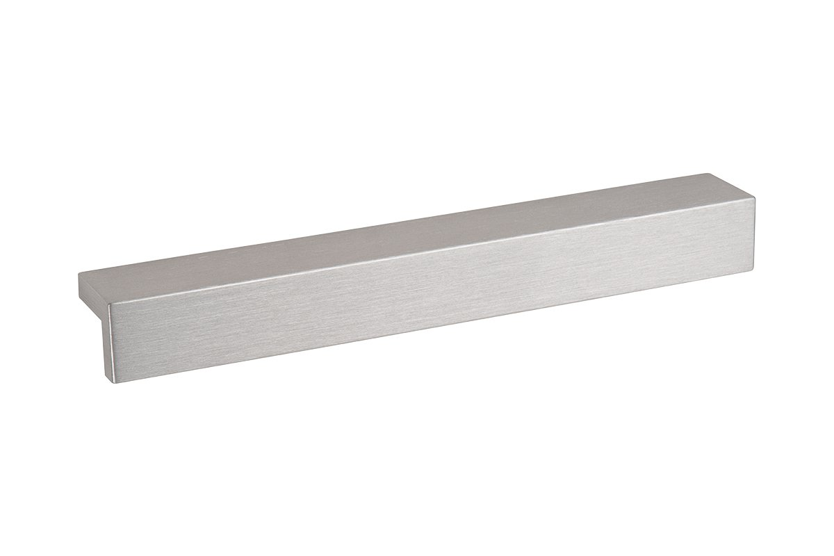 DP227-94 (Satin Aluminum) Mockett Drawer Pull Cabinet Hardware Handle Aluminum
