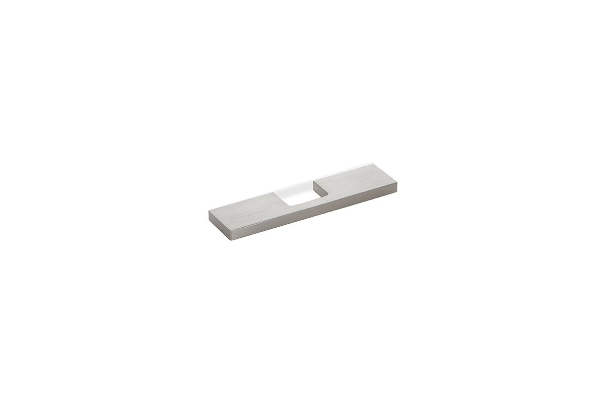 DP237A Mockett Drawer Pull Cabinet Hardware Handle Aluminum