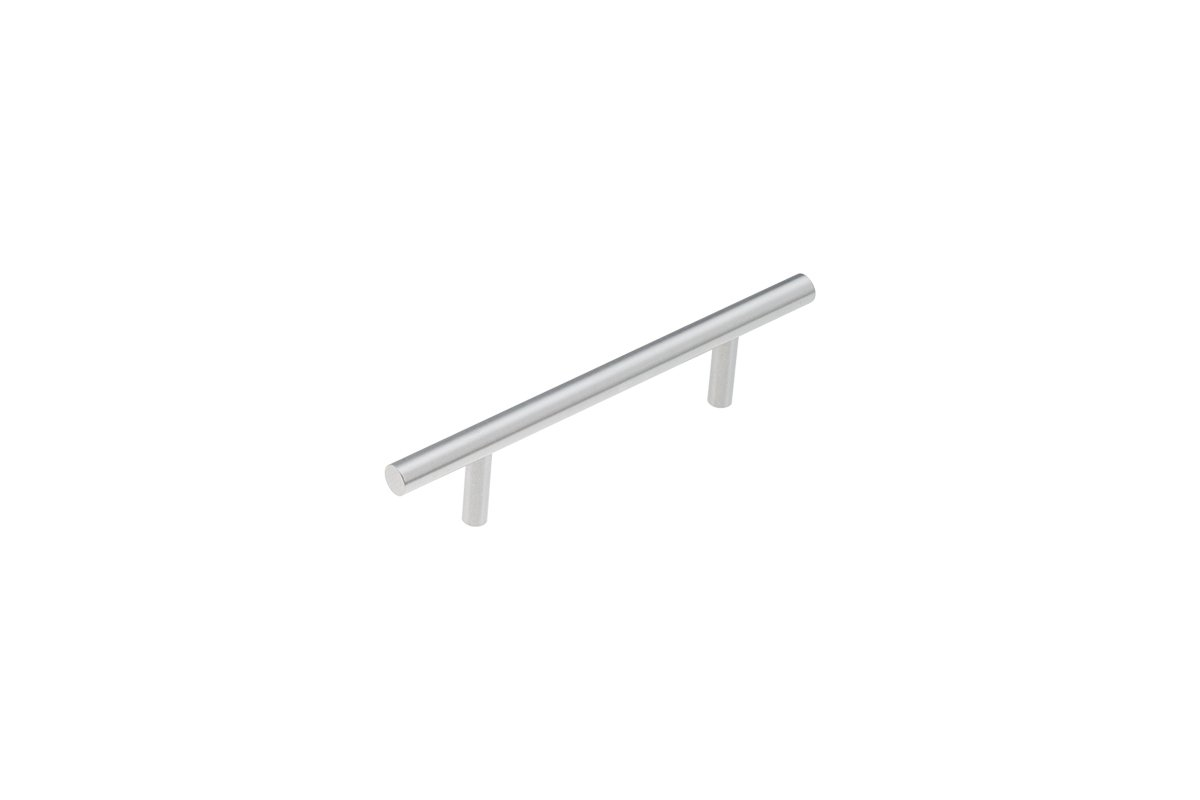DP55A-SSS (Satin Stainless Steel) Mockett Drawer Pull Cabinet Hardware Handle