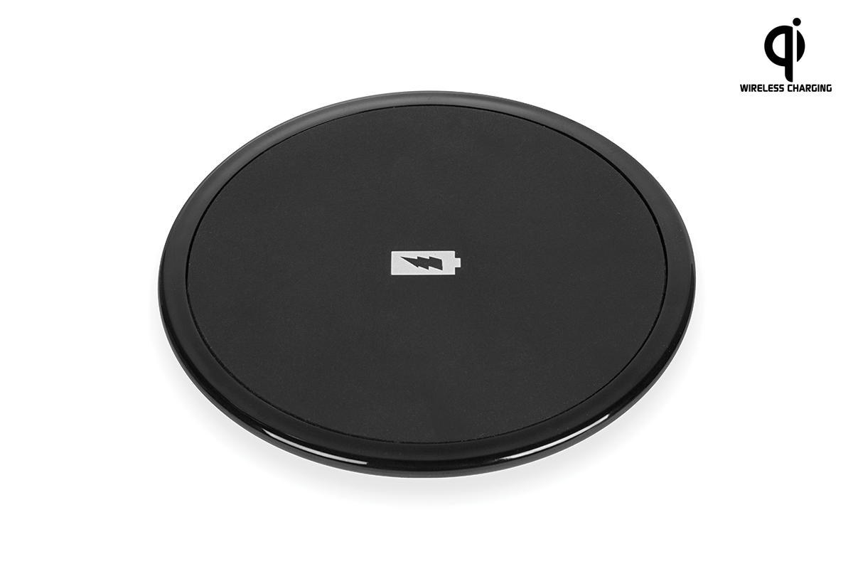 EDP/V2/QI-90 mockett desktop power grommet wireless charger