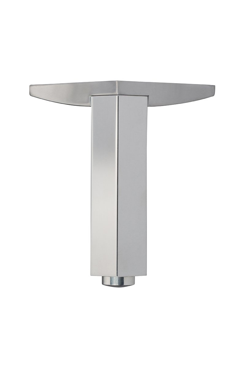 FL13A/1-100 (Polished Aluminum) Mockett Furniture Legs Table Legs Furniture Feet Sofa Legs