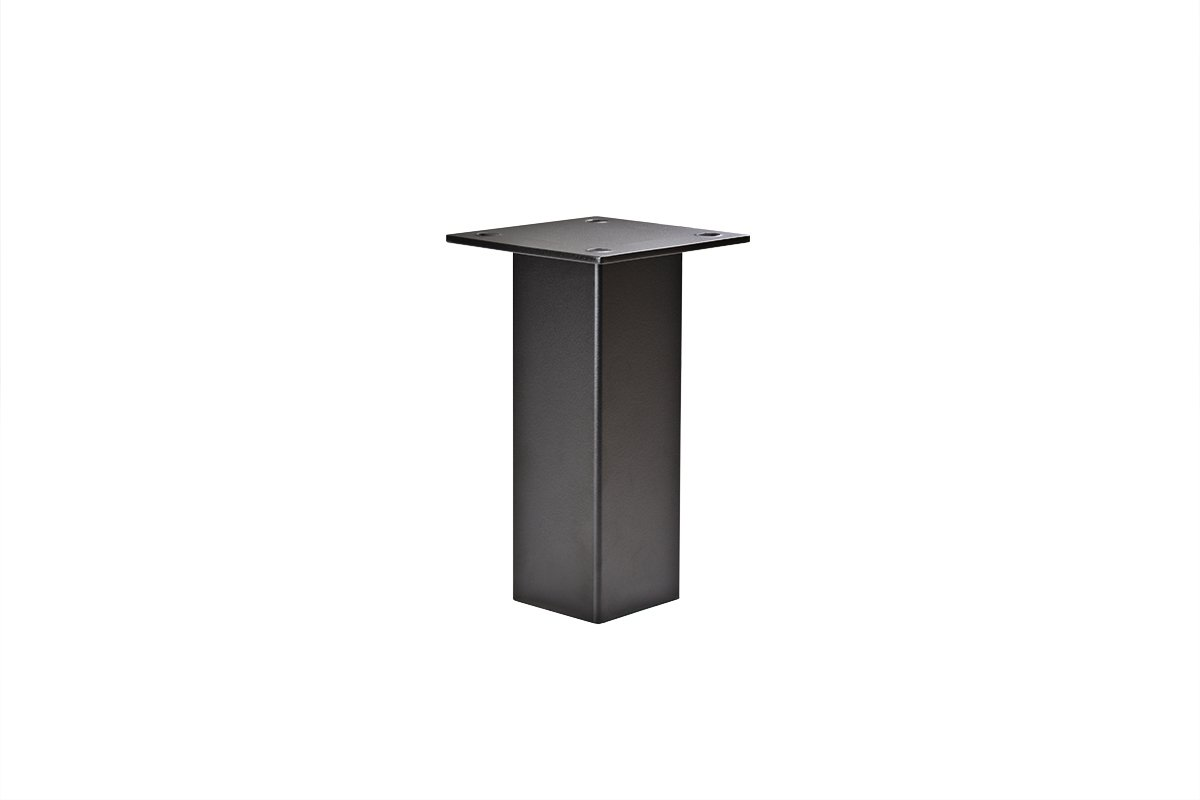 FL23-90 (Black) Mockett Furniture Legs Table Legs Furniture Feet Sofa Legs