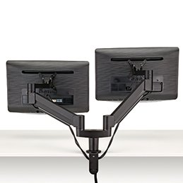 Lightweight Dual Monitor Arm