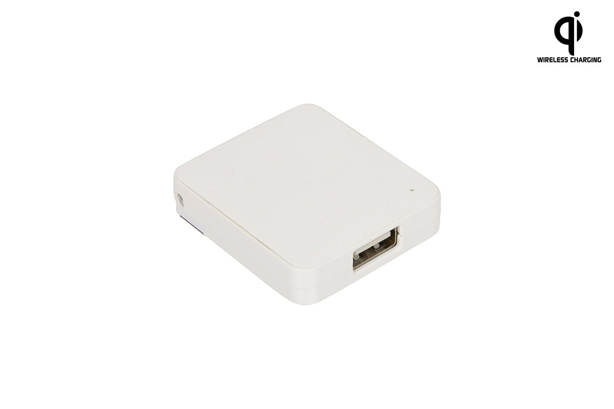 PCS/QI/USB-95 (White)