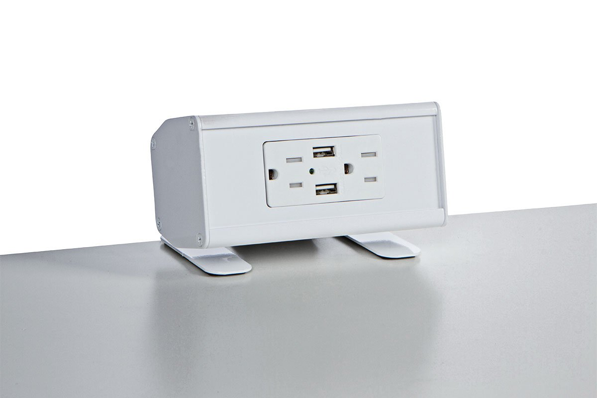 Foot for Freestanding Tabletop Mount (White)