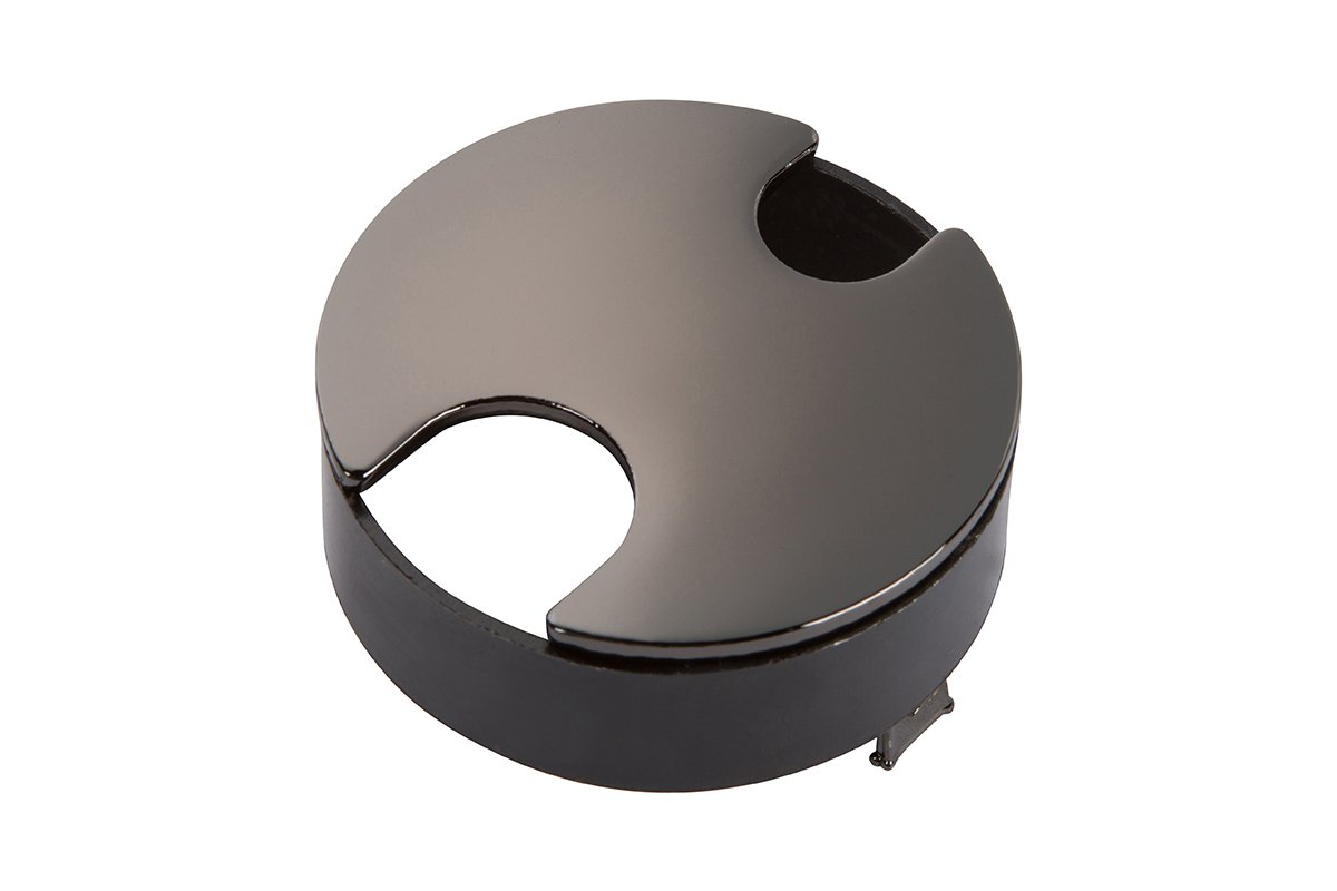 "2-1/2"" Flush Mount Grommet, 2 Slots - 50% OFF"