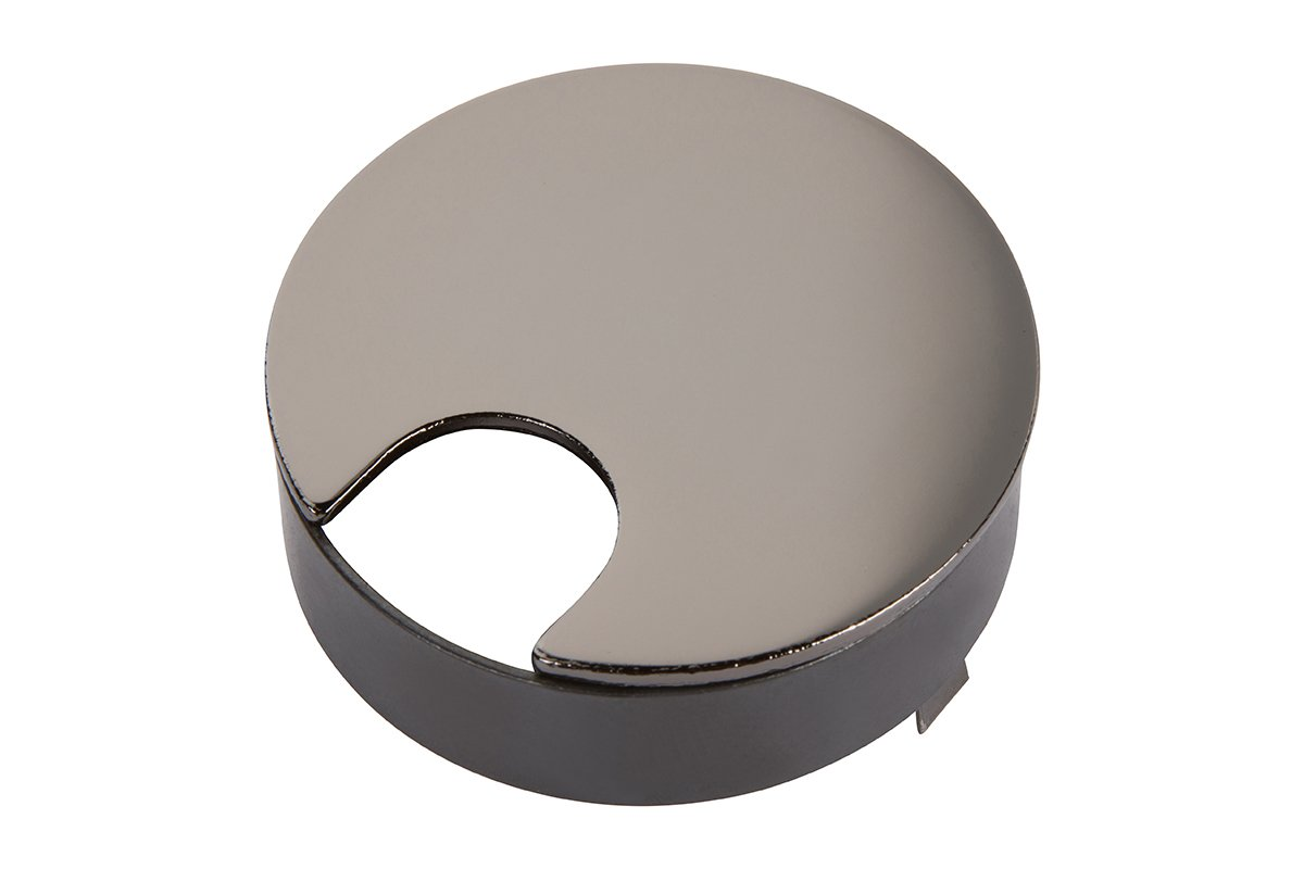 "3"" Flush Mount Grommet, 1 Slot - 50% OFF"