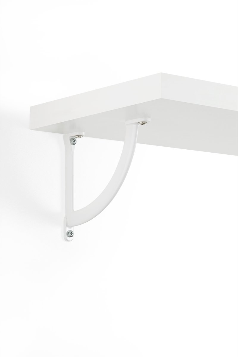 Small Arc Shelf Support - 50% OFF