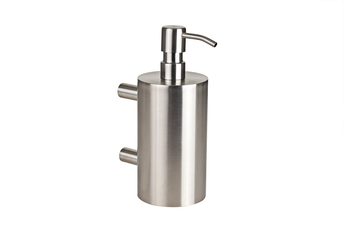 SPD6-SSS (Satin Stainless Steel) Mockett Soap Dispenser Pump Kitchen Bathroom