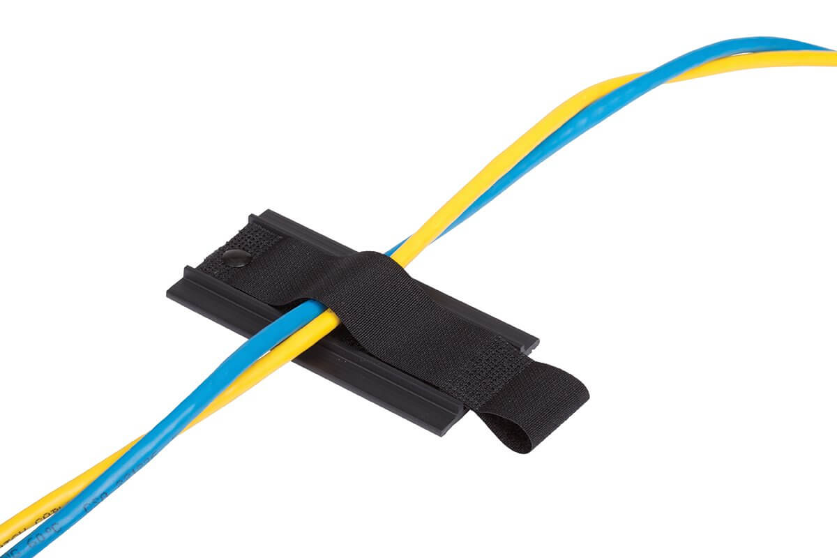 WM7-90NL Mockett Cable Management Velcro Fastener Wire Manager Widget