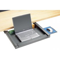 DWR3-90 (Matte Black) Mockett Storage Drawer Organizer for Desk