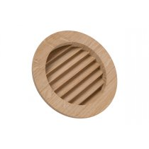 LWAVG/R4-81 (Oak) Mockett Air Vent Grommet Wood Grille