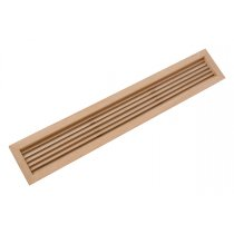 LWAVG/T20-81(Oak) Mockett Air Vent Grommet Wood Grille