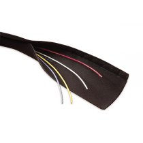 WM11A Mockett Desk Cable Management Wiremold Cable Raceway Velcro