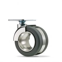 CA55P Mockett Caster Wheels Furniture Casters