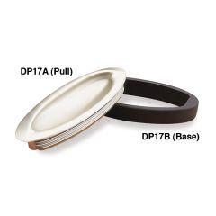 DP17A Mockett Drawer Pull Cabinet Hardware Plastic Drawer Handle