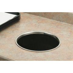 Stainless Steel Mockett Trash Management Grommet Liner