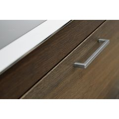 DP105 Mockett Drawer Pull Cabinet Hardware Handle Square Bar Pull