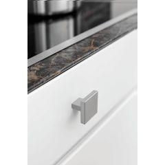DP134 Mockett Drawer Pull Cabinet Hardware Handle Square Knob