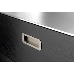 DP222A-17S Mockett Drawer Pull Cabinet Hardware Handle Recessed Pull