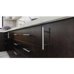 DP55 Mockett Drawer Pull Cabinet Hardware Handle Stainless Steel