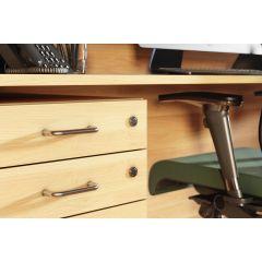 DP57B-SSS Mockett Drawer Pull Cabinet Hardware Handle