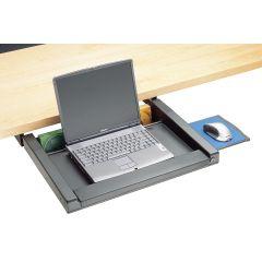 DWR3-90 (Matte Black) Mockett Storage Drawer Organizer for Desk