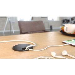 EDP3 Mockett Cable Management Desk Grommet