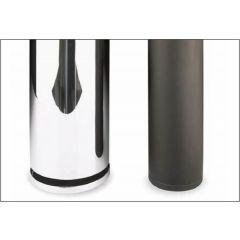 """1/2"""" Leveler Mockett Table Leg Metal Furniture Leg Dining Bar Desk Height"""