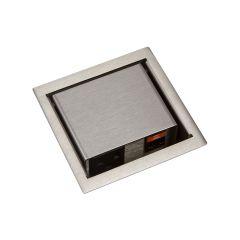 PCS45/EE-SSS mockett pop-up electrical outlet power grommet