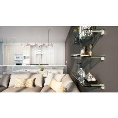 SH48A Mockett Shelves Shelf Brackets Decorative Shelf Supports