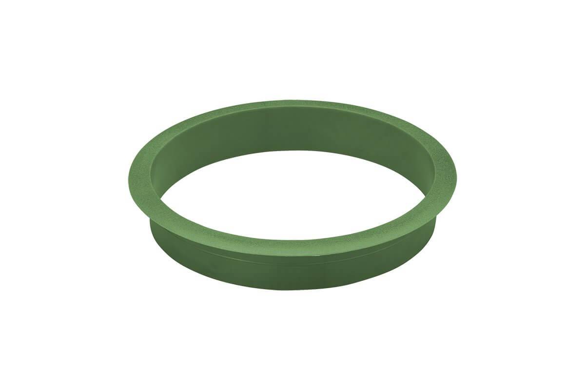 TM1-60 (Green) Mockett Cable Management Desk Grommet Trash Management