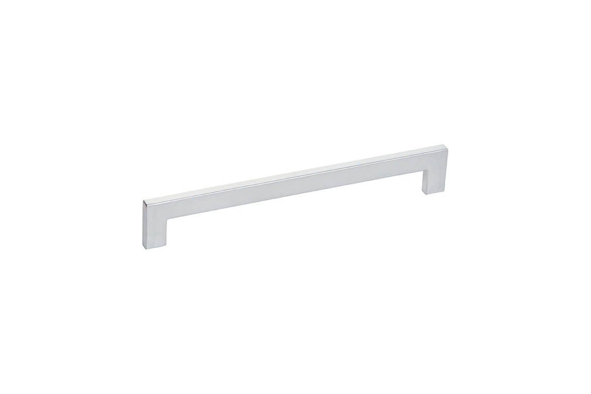 DP148A-26M (Matte Chrome) Mockett Drawer Pull Cabinet Hardware Handle Bar Pull